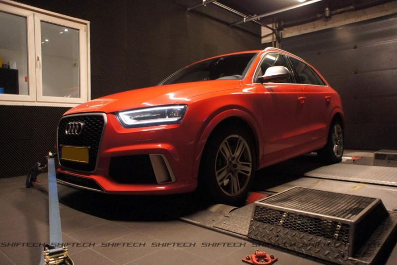 Audi RS Q3 ShifTech Luxembourg Chiptuning 1 382PS & 571NM im Audi RS Q3 von ShifTech Luxembourg