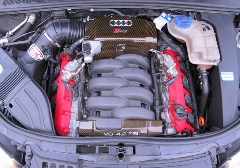 Audi RS4 B7 Chiptuning 426PS by BB Automobiltechnik 3 Sauger Tuning   Audi RS4 B7 mit 426PS by B&B
