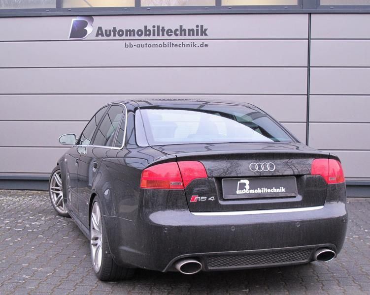 Audi RS4 B7 Chiptuning 426PS by BB Automobiltechnik 4 Sauger Tuning   Audi RS4 B7 mit 426PS by B&B