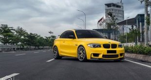 BMW 1M Coupe E82 BBS Vorsteiner Akrapovic Chiptuning 1 1 e1456209881150 310x165 Das gelbe vom Ei 2   BMW 1M Coupe auf BBS Alu's