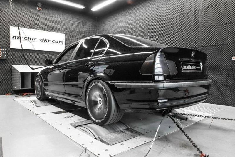 BMW 320d E46 mit 179PS 392NM by Mcchip DKR 2 BMW 320d E46 mit 179PS & 392NM by Mcchip DKR