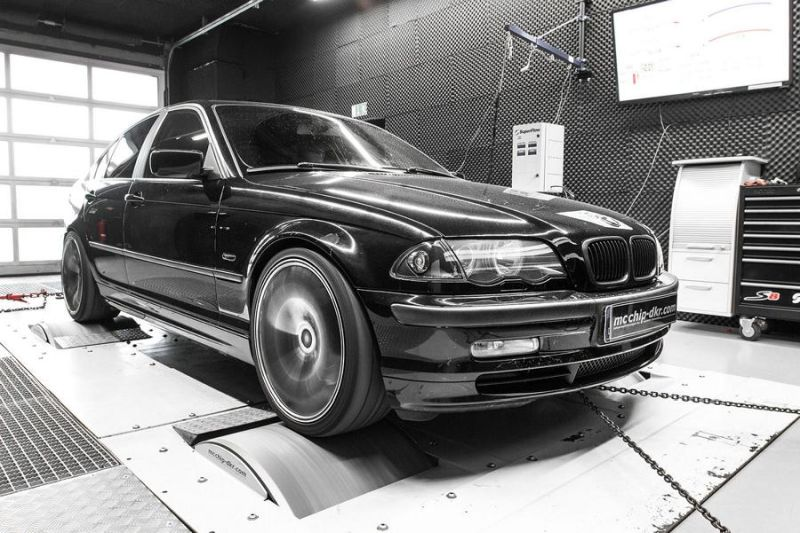 BMW 320d E46 mit 179PS 392NM by Mcchip DKR 5 BMW 320d E46 mit 179PS & 392NM by Mcchip DKR