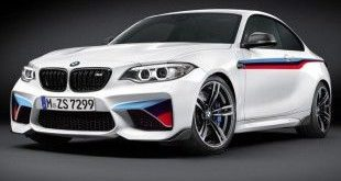 BMW M2 F87 Coupé M Performance Parts Tuning 1 1 e1455338200380 310x165 Video: BMW M2 F87 Coupé mit M Performance Parts auf dem Track