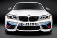 BMW M2 F87 Coup%C3%A9 M Performance Parts Tuning 4 190x127 Video: BMW M2 F87 Coupé mit M Performance Parts auf dem Track