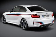 BMW M2 F87 Coup%C3%A9 M Performance Parts Tuning 6 190x127 Video: BMW M2 F87 Coupé mit M Performance Parts auf dem Track