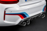 BMW M2 F87 Coup%C3%A9 M Performance Parts Tuning 7 190x127 Video: BMW M2 F87 Coupé mit M Performance Parts auf dem Track