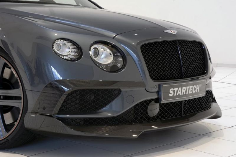 Bentley Continental GT V8 Speed - Tuning by Startech 10 (2)