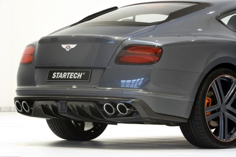 Bentley Continental GT V8 Speed - Tuning by Startech 13