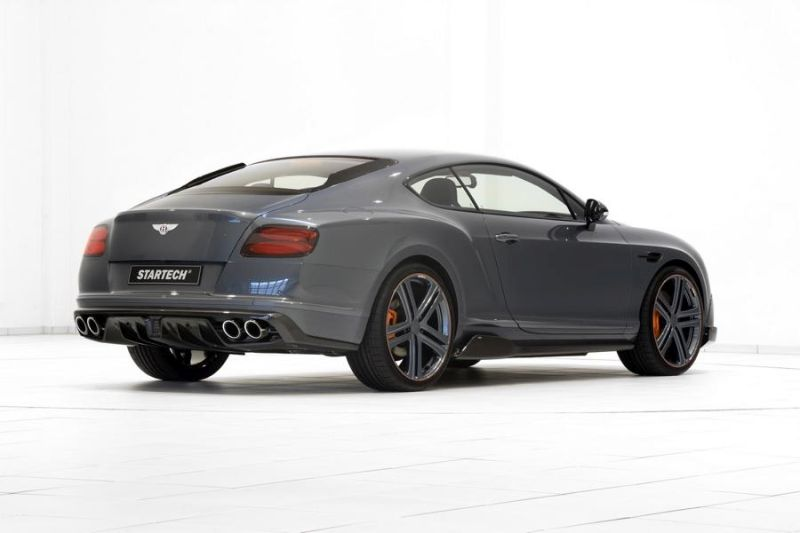 Bentley Continental GT V8 Speed - Tuning by Startech 15 (1)