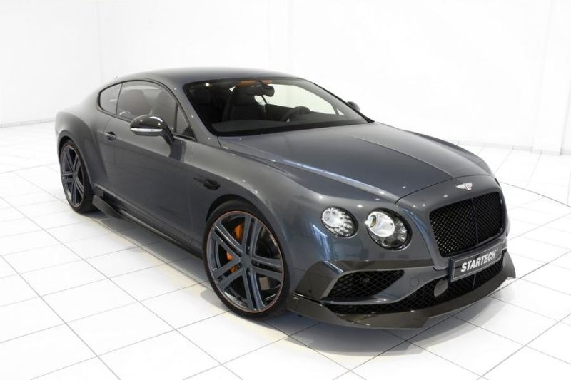 Bentley Continental GT V8 Speed - Tuning by Startech 15 (2)
