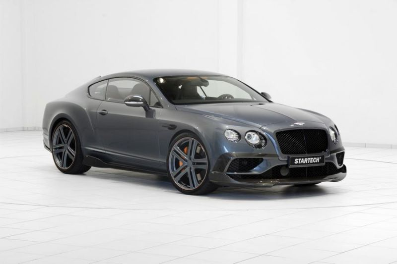 Bentley Continental GT V8 Speed - Tuning by Startech 2 (1)