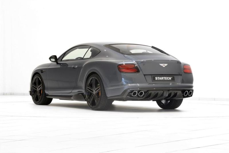 Bentley Continental GT V8 Speed - Tuning by Startech 4 (1)