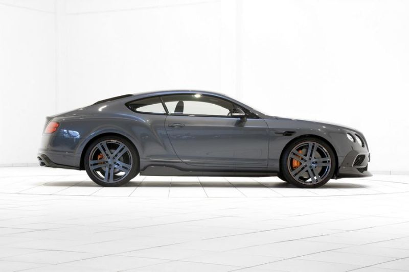 Bentley Continental GT V8 Speed - Tuning by Startech 4 (2)