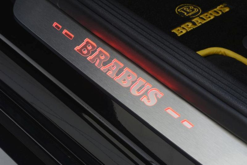 Brabus Mercedes C63 AMGs 650PS Tuning 22 (1)