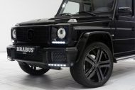 Brabus Mercedes G500 500Ps Tuning 5 190x127 500PS im exklusiven Brabus Mercedes Benz G500