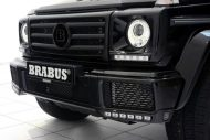 Brabus Mercedes G500 500Ps Tuning 6 190x127 500PS im exklusiven Brabus Mercedes Benz G500