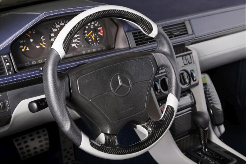 Carbon Motors Tuning Mercedes E500 W124 11