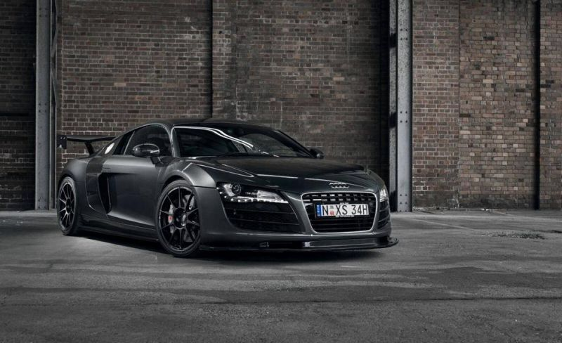 City Performance Centre 550PS Kompressor Audi R8 V8 Tuning 1