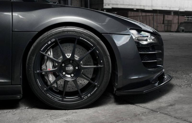 City Performance Centre 550PS Kompressor Audi R8 V8 Tuning 4