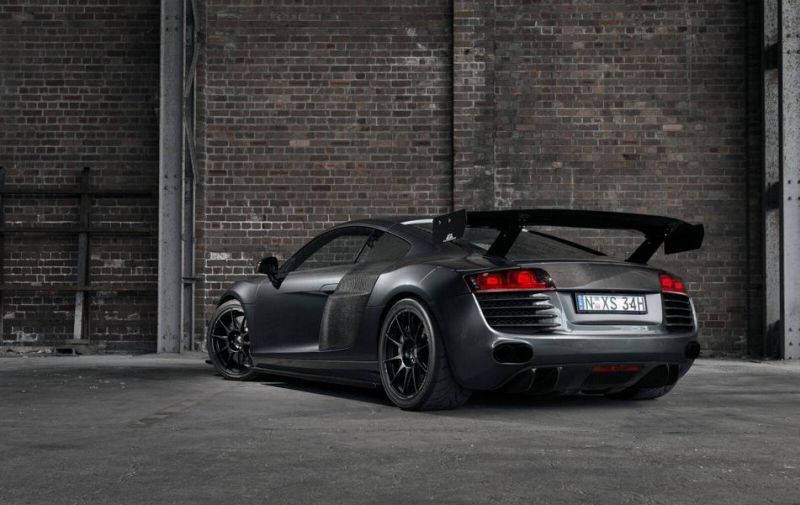 City Performance Centre 550PS Kompressor Audi R8 V8 Tuning 8