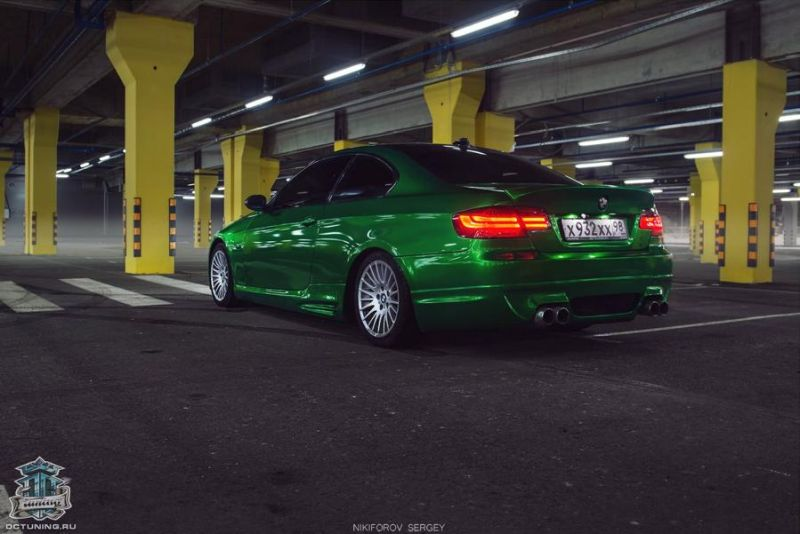 DC Tuning Hexis BMW E92 3er 1
