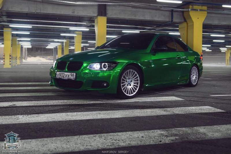 DC Tuning Hexis BMW E92 3er 2