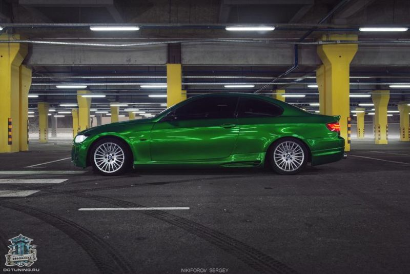 DC Tuning Hexis BMW E92 3er 3