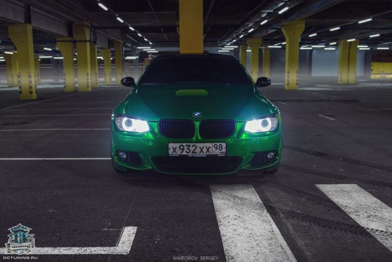 DC Tuning Hexis BMW E92 3er 4