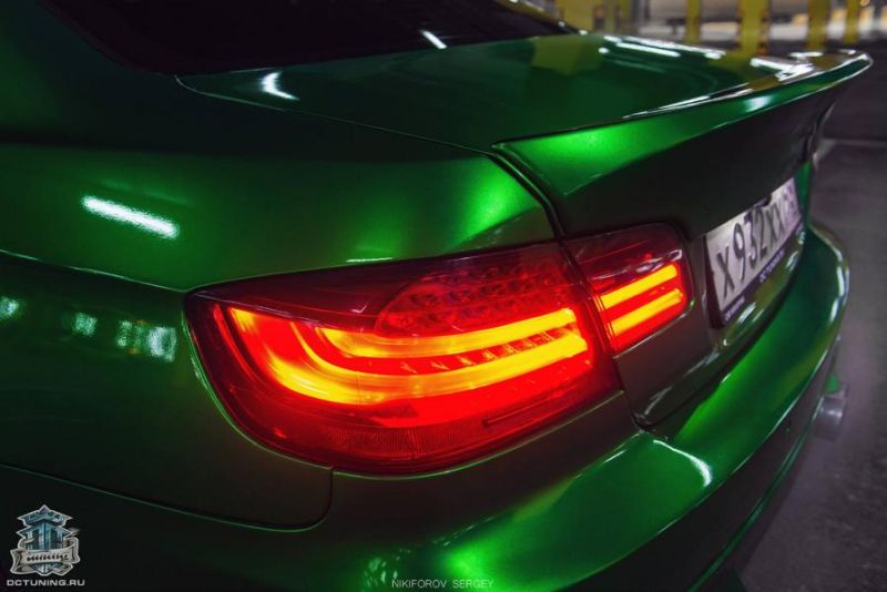 DC Tuning Hexis BMW E92 3er 5