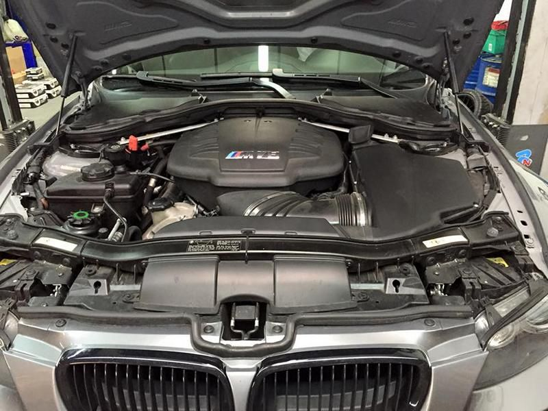 DM Performance BMW E92 M3 DKG - Tracktool 7