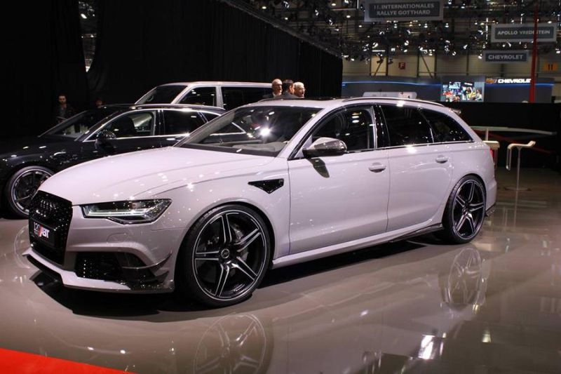 Der ABT RS6 1 of 12 Tuning Audi A6 1