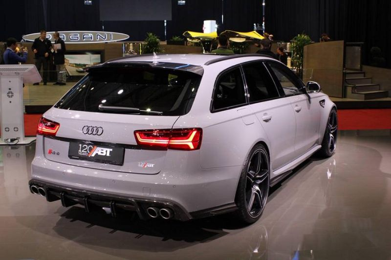 Der ABT RS6 1 of 12 Tuning Audi A6 2