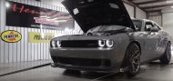 Dodge Challenger Hellcat HPE1000 Hennessey Tuning 4 190x89 Dodge Challenger Hellcat HPE1000 von Hennessey Performance