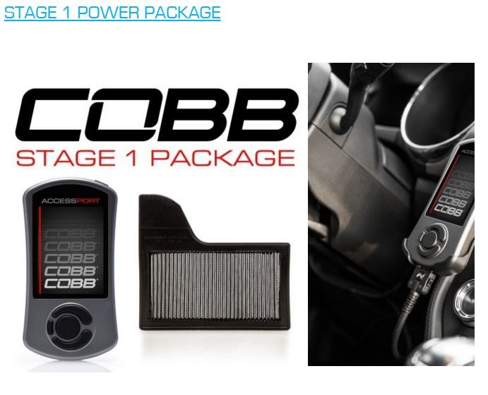 EcoBoost Stage 3 Power Package Ford Mustang by COBB Tuning 4 EcoBoost Stage 3 Power Package im Ford Mustang by COBB Tuning