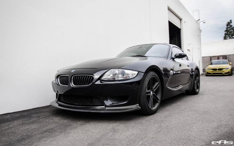 Ready To Race European Auto Source Bmw Z4 M Tuningblog Eu Magazin