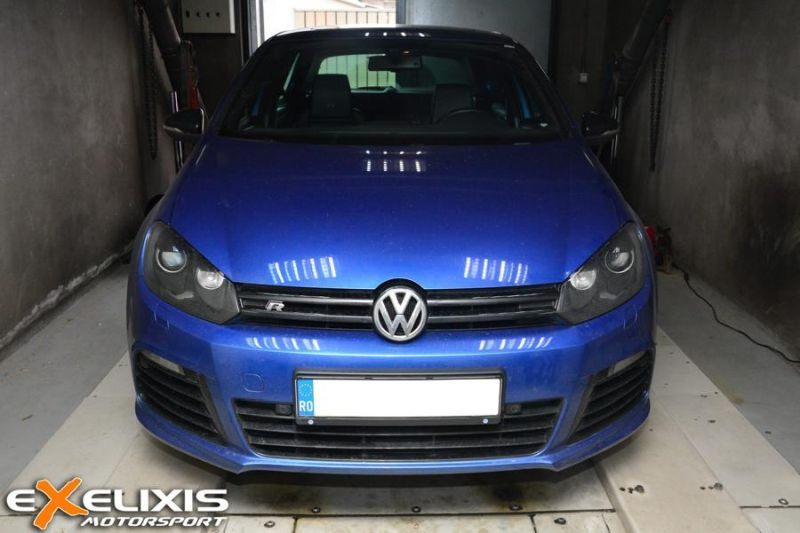Exelixis Motorsport VW Golf 6R Chiptuning 438PS 2 Exelixis Motorsport VW Golf 6R mit 438PS & 507NM