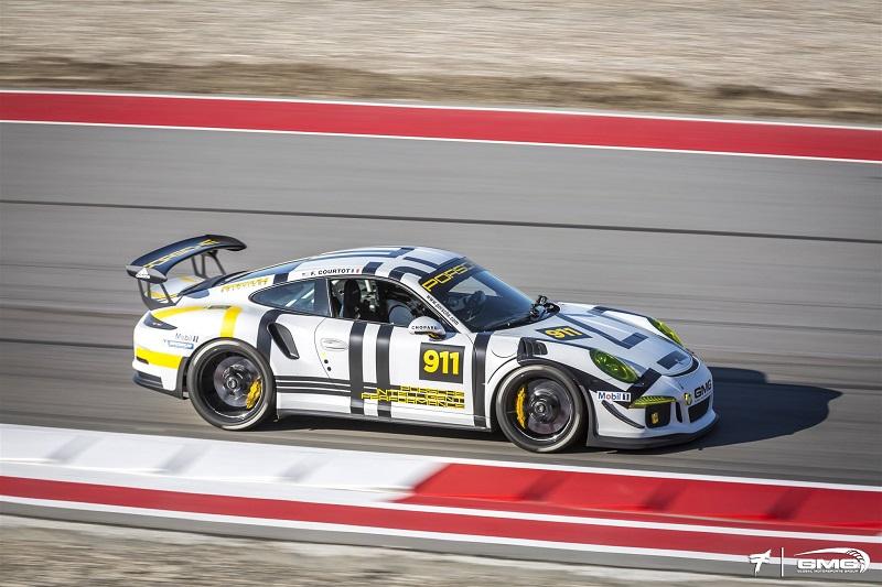 GT Auto Concepts Porsche 991 GT3 RS HRE P101 Tuning 2 Ready to Race   Porsche 991 GT3 RS auf HRE P101 Alu's