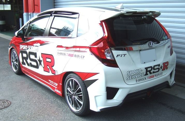 Honda GK5 Tuning by RS-R Japan 3