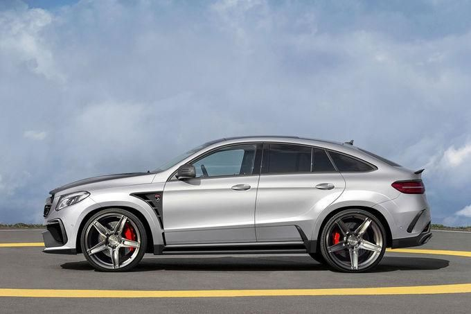 Inferno Mercedes-Benz GLE Coupe Tuning TopCar 2