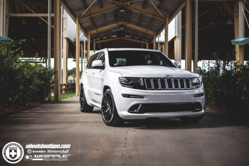 Jeep Grand Cherokee Wheels Boutique Tuning 1 Getunter Jeep Grand Cherokee von Wheels Boutique