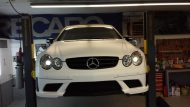 KH Racing Mercedes CLK Cabrio mbDesign Alufelgen 3 190x107 Hat was   KH Racing Mercedes CLK Cabrio auf mbDesign Alu's
