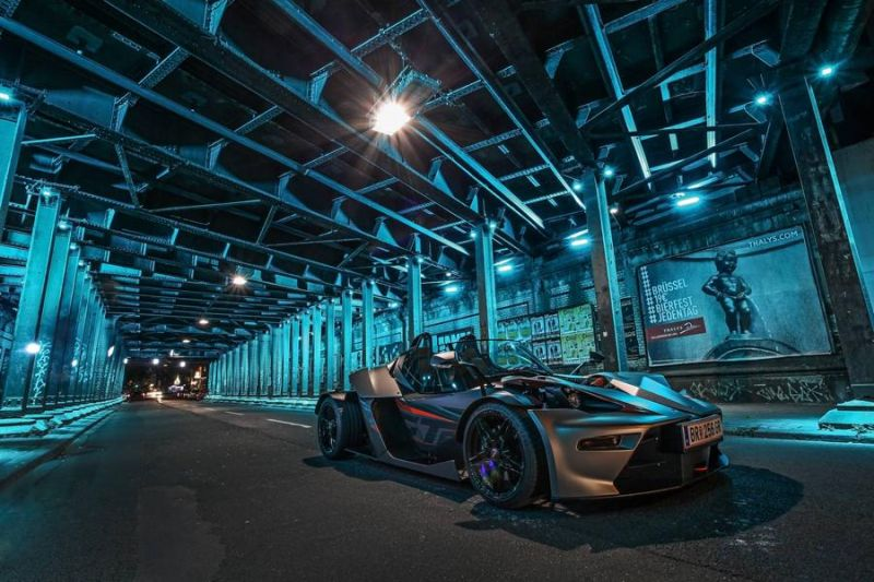 KTM X-Bow GT RS Tuning Wimmer Rennsporttechnik 2