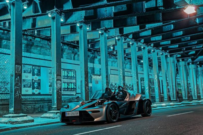 KTM X-Bow GT RS Tuning Wimmer Rennsporttechnik 4