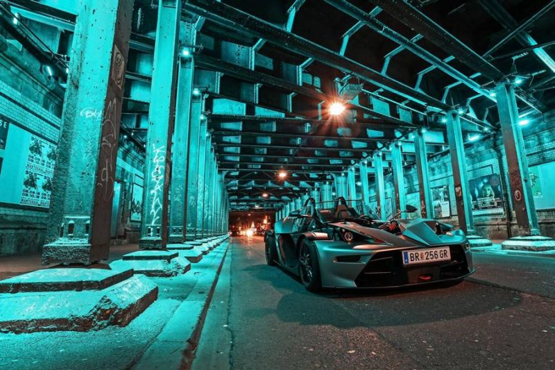 KTM X-Bow GT RS Tuning Wimmer Rennsporttechnik 5