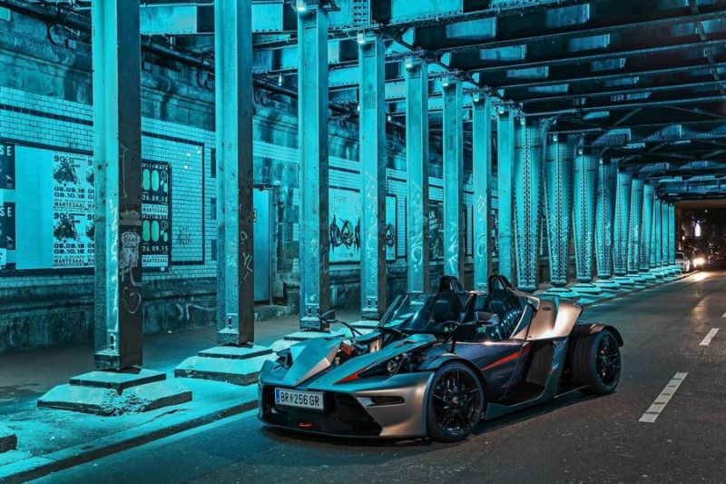KTM X-Bow GT RS Tuning Wimmer Rennsporttechnik 6