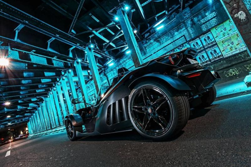 KTM X-Bow GT RS Tuning Wimmer Rennsporttechnik 9