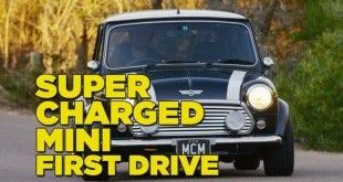 Kompressor Power im Classic Mini Rover e1454474017527 310x165 Video: Kompressor Power im Classic Mini Rover