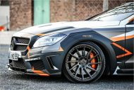 """MD Mercedes CLS500 PD550 Black Edition """"Stealth"""" PD550 Chiptuning 8 190x127 M&D   498PS Mercedes CLS500 PD550 Black Edition """"Stealth"""""""
