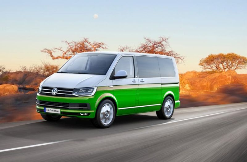 MTM T6 E-motion 282PS VW T6 Eco-Bus Tuning 4