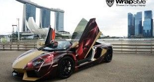 Marvel Superhelden Style WrapStyle Singapore 4 1 e1455253121513 310x165 Fotoshow   Marvel Superhelden Style an Lambo & Co.